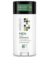 ANDALOU naturals MEN Herbal Deodorant Mountain Sage