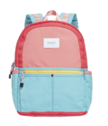 STATE Kane Backpack Colour Block Pink/Mint