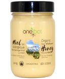 OneRoot Organic Raw Wildflower Honey