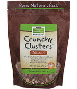 NOW Real Food Almond Crunchy Clusters