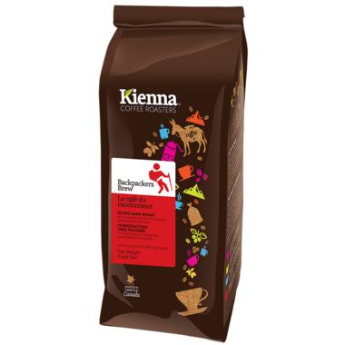 Kienna Coffee Roasters Backpackers Brew Coffee