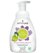 ATTITUDE Little Leaves Foaming Hand Soap Vanilla & Pear