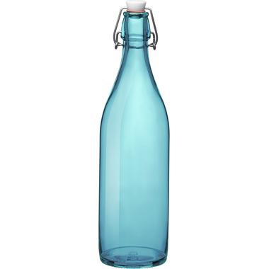 Bormioli Rocco Giara Bottle with Stopper Aqua