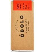 Obolo 64% Cacao Masala Chai