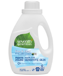 Seventh Generation Free & Clear Natural Concentrated Laundry Detergent
