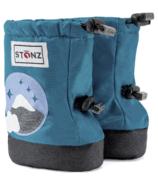 Stonz Baby Booties with Hidden Elastic Mountain