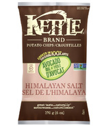 Kettle Avocado Oil Himalayan Salt Potato Chips
