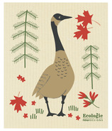 Now Designs Ecologie Swedish Sponge Cloth Canada Goose