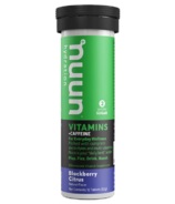 Nuun Hydration Vitamins + Caffeine Blackberry Citrus
