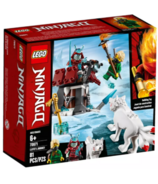 LEGO Ninjago Lloyd's Journey