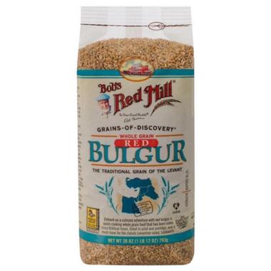 Bob\'s Red Mill Bulgur Wheat