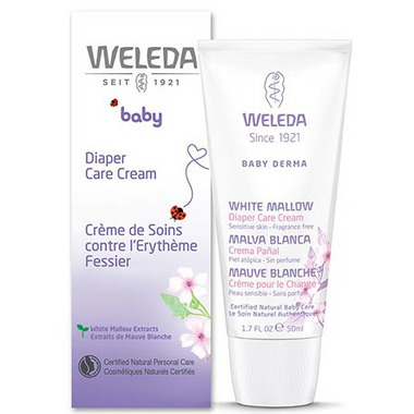 Weleda Baby Derma White Mallow Diaper Care Cream