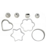 Danesco Bakeware Cookie Decorating Set