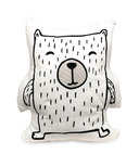Lolli Living Character Cushion Kayden Woodlands Bear