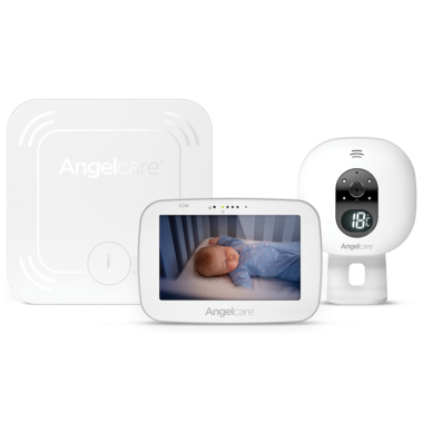 """Angelcare Breathing Monitor with 5\"""" Video AC527"""