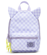 Parkland Little Monster Backpack Checker Orchid