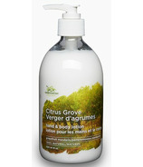 Green Cricket Citrus Grove Hand & Body Lotion