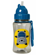 Skip Hop Zoo Straw Bottle Bat
