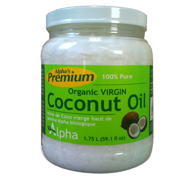 Alpha Premium Virgin Coconut Oil