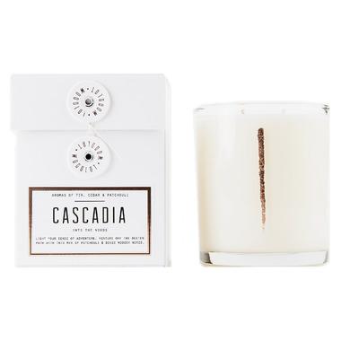 Woodlot Cascadia Candle
