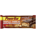 PowerBar Triple Threat Bar Caramel Peanut Fusion