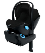 Clek Liing Pitch Black Infant Car Seat