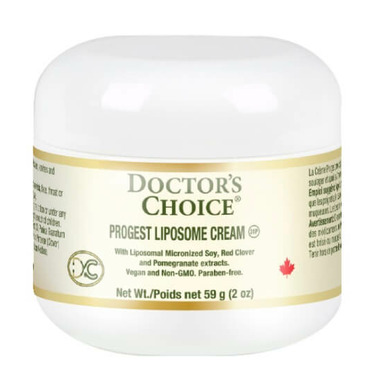 Doctor\'s Choice Progest Liposome Cream