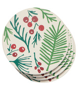 Now Designs Soak Up Coaster Bough & Berry