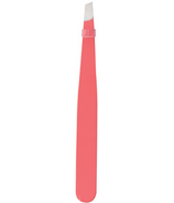 Danielle Soft Touch Implements Tweezers in Coral