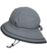 Calikids Quick-Dry Bucket Hat Extra Wide Brim Harbor Grey