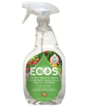 ECOS Fruit & Veggie Wash
