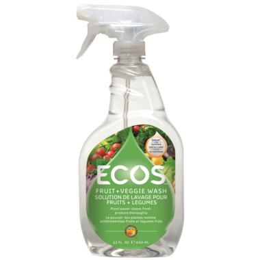 ECOS Fruit & Veggie Wash