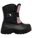 Stonz Scout Boots Haze Pink Black