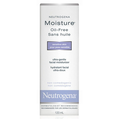 Neutrogena Moisture Oil Free for Sensitive Skin