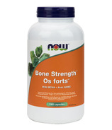 NOW Foods Bone Strength With MCHA