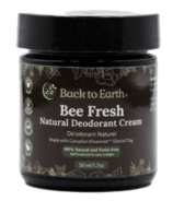 Back to Earth Bee Fresh Deordorant with Kisameet Clay
