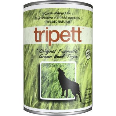 PetKind Tripett Original Green Beef Tripe