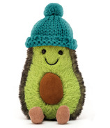 Jellycat Amuseable Cozi Avocado Teal