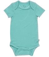 Kyte BABY Short Sleeve Bodysuit Jade