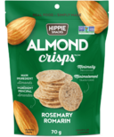 Hippie Foods Almond Crisps Rosemary
