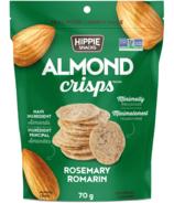Hippie Foods Almond Crisps Rosemary