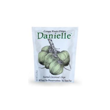 Danielle Market Roasted Coconut Chips