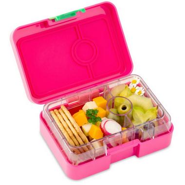 Yumbox MiniSnack Box Cherie Pink