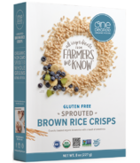 One Degree Brown Rice Crisps Cereal