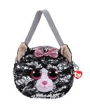 Ty Fashion Kiki The Cat Sequin Purse