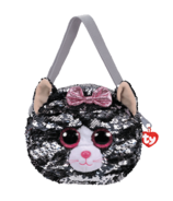 Ty Fashion Kiki The Cat Sequin Purse