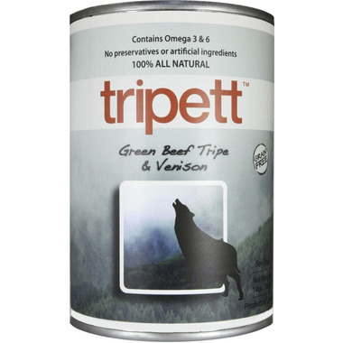 PetKind Tripett Beef Tripe and Venison