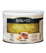 Nosh & Co Deluxe Mixed Nuts with 50% Cashews Tin