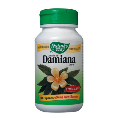 Nature\'s Way Damiana Leaves