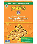 Annie's Homegrown Organic Honey Bunny Grahams